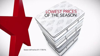 Macy's 4th of July Mattress Sale TV Spot, 'Last Days' Song by Mungo Jerry - Thumbnail 2