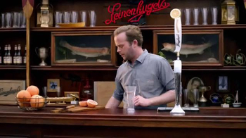 Leinenkugel's Grapefruit Shandy TV Spot, 'Lake Bar' - Thumbnail 1