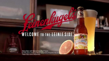 Leinenkugel's Grapefruit Shandy TV Spot, 'Lake Bar' - Thumbnail 7