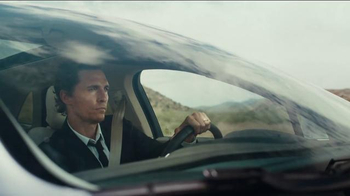Lincoln Motor Company TV Spot, 'I Just Liked It' Feat. Matthew McConaughey - Thumbnail 5