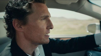 Lincoln Motor Company TV Spot, 'I Just Liked It' Feat. Matthew McConaughey - Thumbnail 6