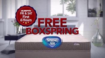 Sleepy's 4 Day Doorbuster Weekend TV Spot, 'Six Hours' - Thumbnail 3