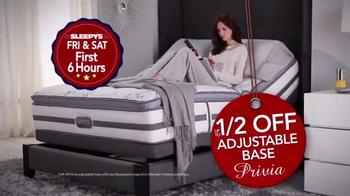 Sleepy's 4 Day Doorbuster Weekend TV Spot, 'Six Hours' - Thumbnail 5