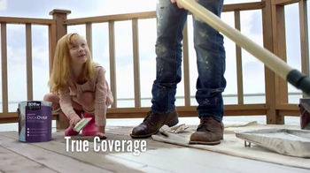 BEHR Paint Red White & Blue Savings TV Spot, 'Houseboat' - Thumbnail 4