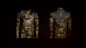 Nomad Outdoor Heartwood TV Spot, 'Base Layer System' - Thumbnail 5
