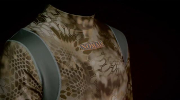 Nomad Outdoor Heartwood TV Spot, 'Base Layer System' - Thumbnail 6
