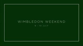 Wimbledon TV Spot, 'Strawberries & Cream' - Thumbnail 7