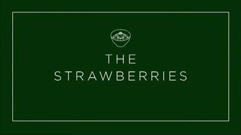Wimbledon TV Spot, 'Strawberries & Cream'
