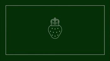 Wimbledon TV Spot, 'Strawberries & Cream' - Thumbnail 3