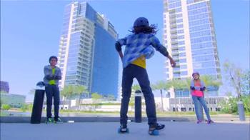 Neon Street Rollers TV Spot, 'Slide, Glide and Skate' - Thumbnail 4