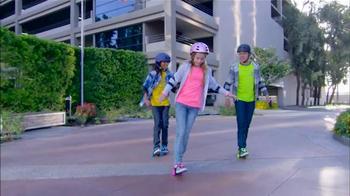 Neon Street Rollers TV Spot, 'Slide, Glide and Skate' - Thumbnail 7