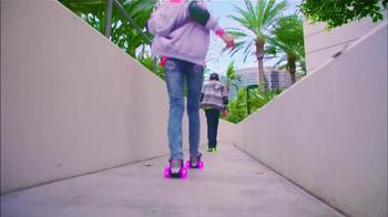 Neon Street Rollers TV Spot, 'Slide, Glide and Skate' - Thumbnail 9