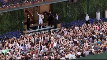 Rolex TV Spot, 'Roger Federer's Milestone Moment' - 8 commercial airings