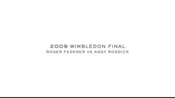 Rolex TV Spot, 'Roger Federer's Milestone Moment' - Thumbnail 1
