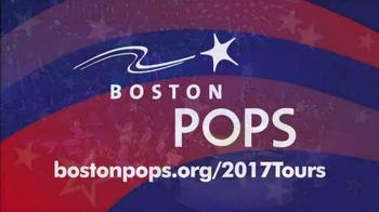 Boston Symphony Orchestra TV Spot, '2017 Tour' - Thumbnail 9