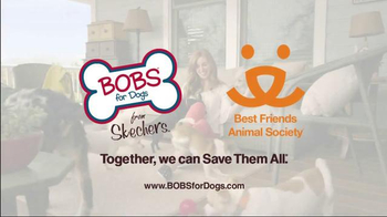 Bobs From SKECHERS TV Spot, 'BOBS for Dogs + Best Friends Animal Society' - Thumbnail 9