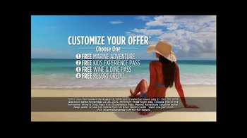 Atlantis TV Spot, 'Choose Your Own Offer, Cartoon Network & More!'