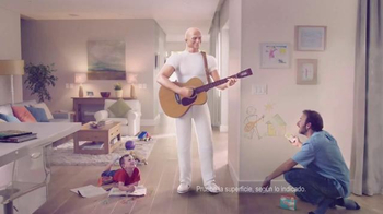 Mr. Clean TV Spot, 'Jingle' [Spanish] - 2331 commercial airings