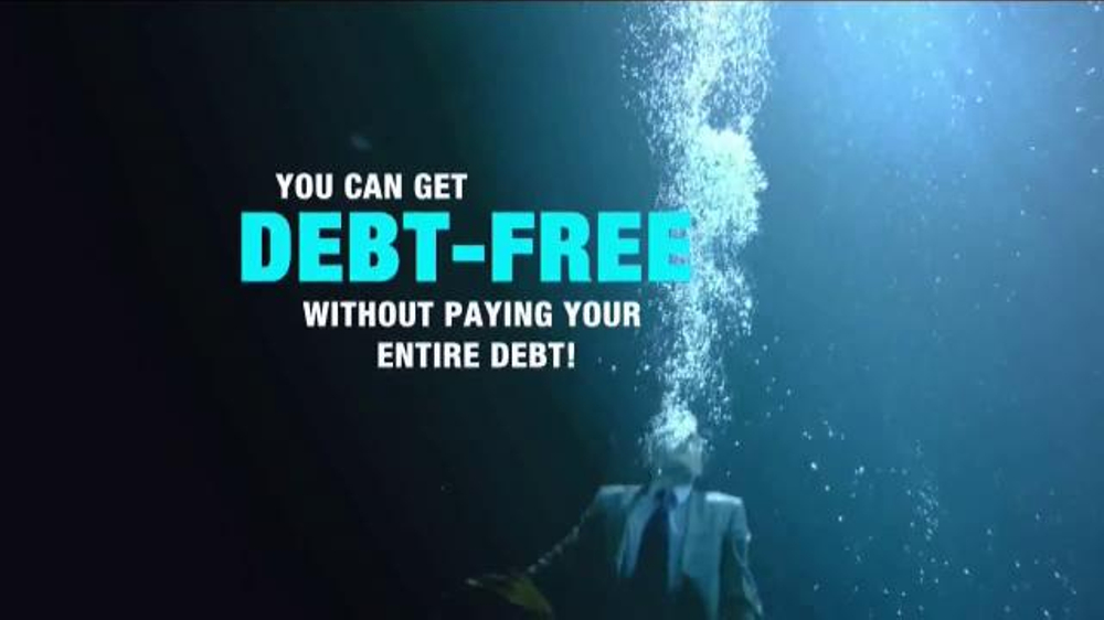 Credit Associates TV Commercial, 'Drowning'