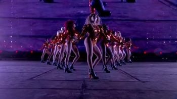 Beyonce 2016 Formation Tour TV Spot, 'Tour Footage' - 101 commercial airings
