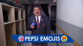 Pepsi TV Spot, 'ABC: Guillermo Meets Cindy Crawford' - Thumbnail 3