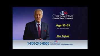 Colonial Penn TV Spot, 'Surprise Party' Featuring Alex Trebek - Thumbnail 5