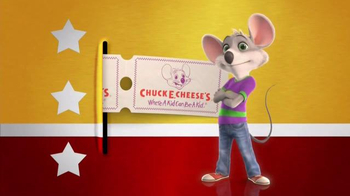 Chuck E. Cheese's TV Spot, 'Ice Age: Collision Course' - Thumbnail 5