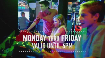 Dave and Buster's July Weekday Pass TV Spot, 'All-You-Can-Play Video Games' - Thumbnail 5