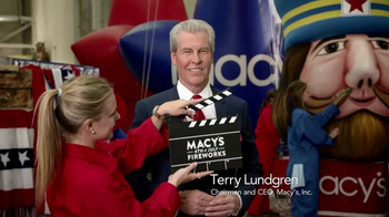 Macy\'s TV Spot, \'Special 4th of July Message from Macy's Terry Lundgren\'