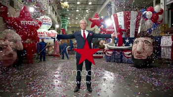 Macy's TV Spot, 'Special 4th of July Message from Macy's Terry Lundgren' - Thumbnail 10
