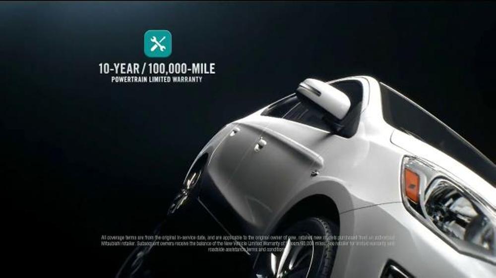 2017 Mitsubishi Mirage TV Commercial, 'Small Breakthrough'
