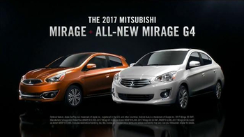 2017 Mitsubishi Mirage TV Spot, 'Small Breakthrough' - Thumbnail 8