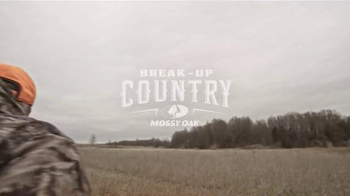 Mossy Oak Break-Up Country TV Spot, 'From the Hardwoods to the Hedgerows' - Thumbnail 10