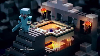 LEGO Minecraft TV Spot, 'I Can Build It'
