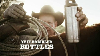 YETI Rambler Bottles TV Spot, 'Wild Cow Catcher'