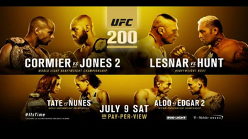 UFC TV Spot, 'Cormier vs Jones 2: The Beast Is on the Hunt' - Thumbnail 3