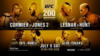 UFC TV Spot, 'Cormier vs Jones 2: It's Time!' - Thumbnail 6