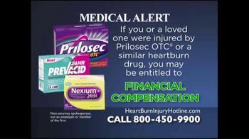 Weitz and Luxenberg TV Spot, 'Heartburn Drugs' - Thumbnail 2