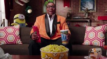 Fandango TV Spot, 'Fan Cave' Featuring Kenan Thompson - Thumbnail 4