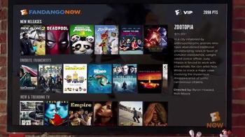 Fandango TV Spot, 'Fan Cave' Featuring Kenan Thompson - Thumbnail 7