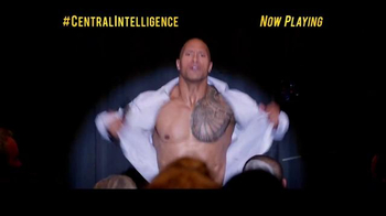 Central Intelligence - Alternate Trailer 45