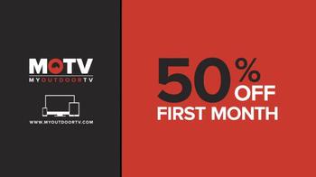 MyOutdoorTV.com TV Spot, 'Designed for Sportsmen' - Thumbnail 7
