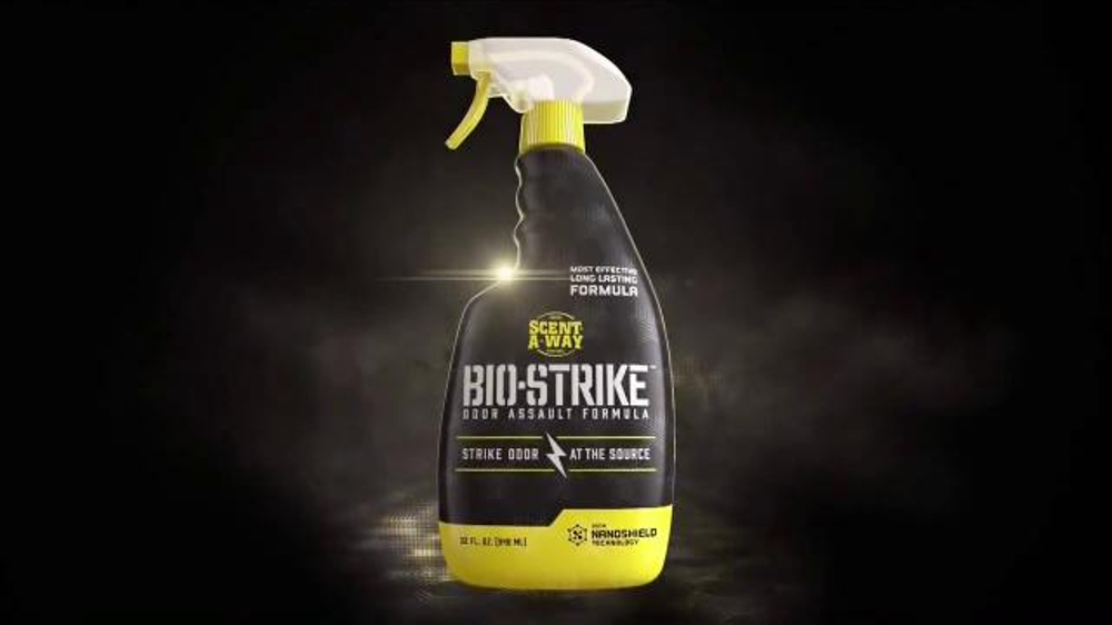 Hunters Specialties Scent A-Way Bio-Strike TV Commercial, 'Success'