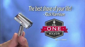 MicroTouch One Razor TV Spot, 'All You Need' - Thumbnail 4
