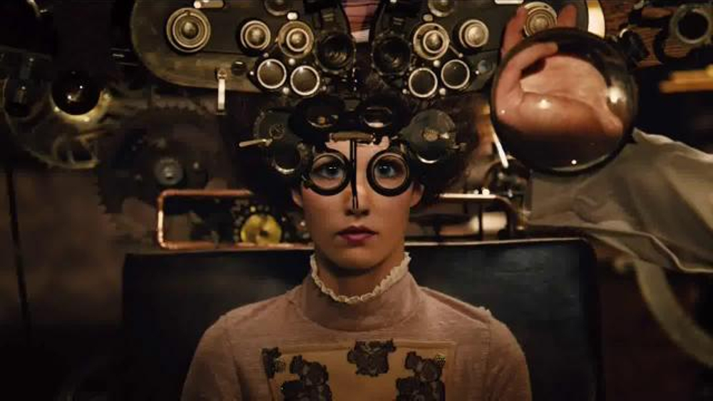 LensCrafters Clarifye TV Commercial, 'Old Fashioned'