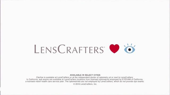 LensCrafters Clarifye TV Spot, 'Old Fashioned' - Thumbnail 6