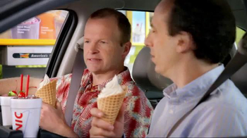 Sonic Drive-In Ice Cream Cone Day TV Spot, 'Bobby Gamboa' - Thumbnail 2