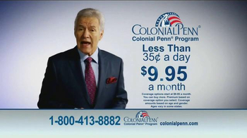Colonial Penn TV Spot, 'Spare Change' Featuring Alex Trebek - Thumbnail 4
