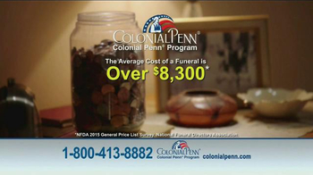 Colonial Penn TV Spot, 'Spare Change' Featuring Alex Trebek - Thumbnail 5