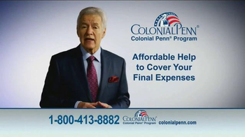 Colonial Penn TV Spot, 'Spare Change' Featuring Alex Trebek - Thumbnail 6